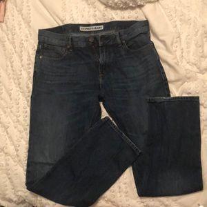 Men's Express jeans - slim fit 33x32
